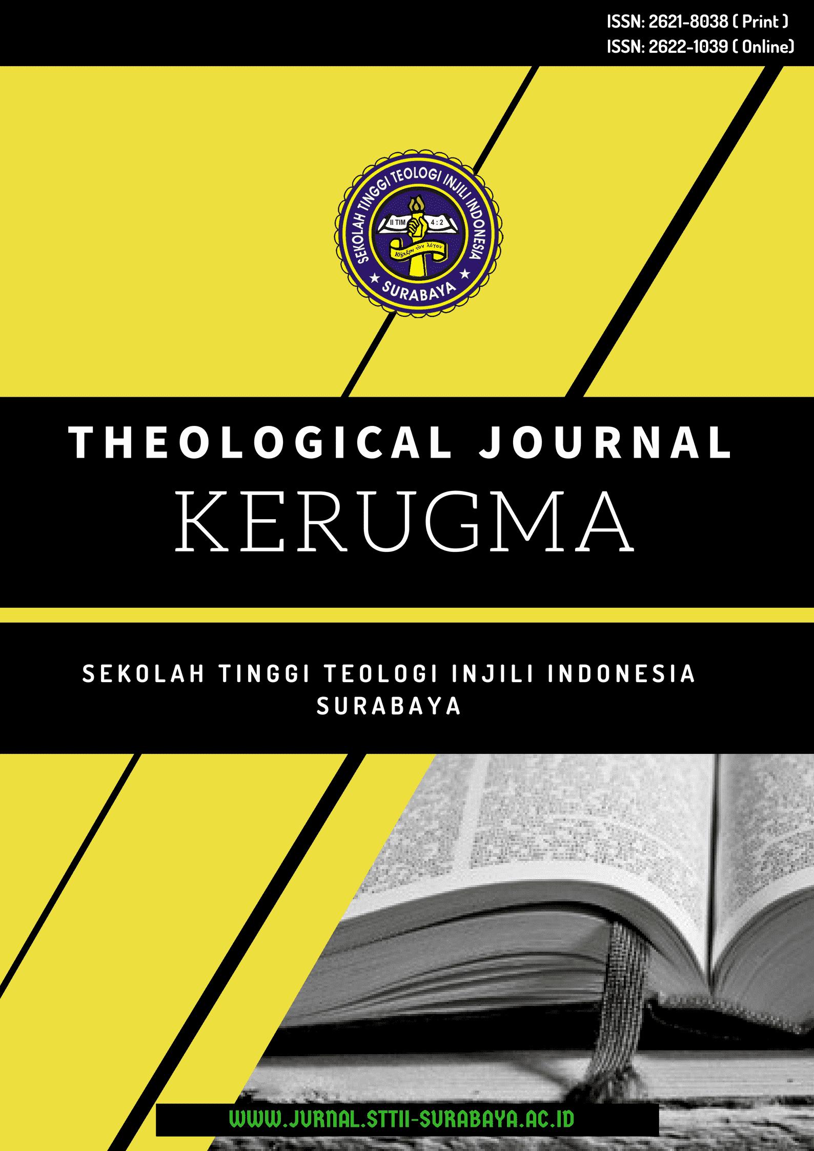 Journal Kerugma